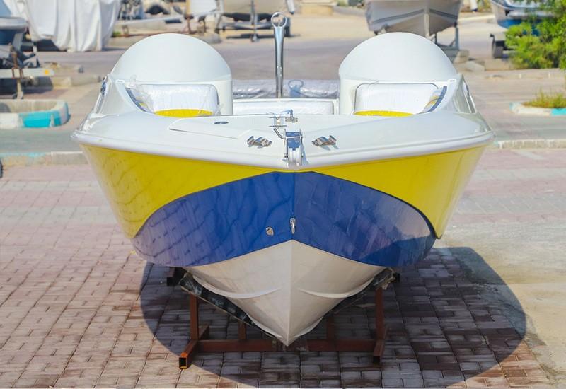 قایق sKI19 در مکین دریا (3)