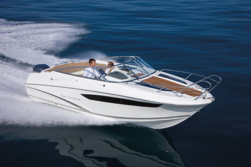 فروش قایق های تفریحی در ایران - CAP 705 DC (1)