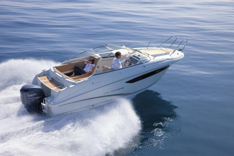 فروش قایق های تفریحی در ایران - CAP 705 DC (5)